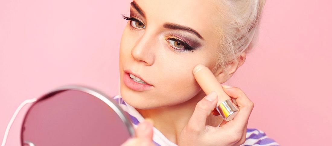 Il make up per gli occhi gonfi