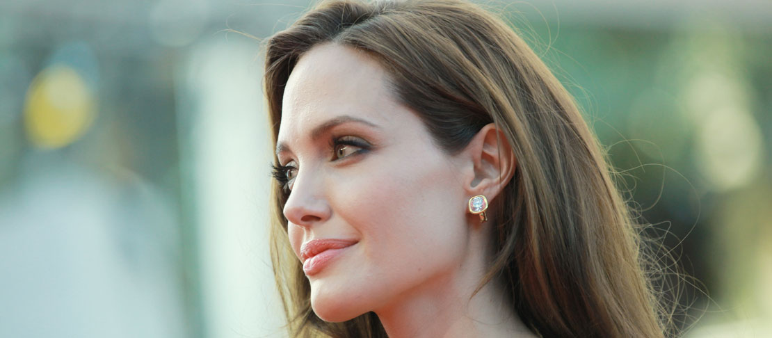 Il make up delle star: Angelina Jolie