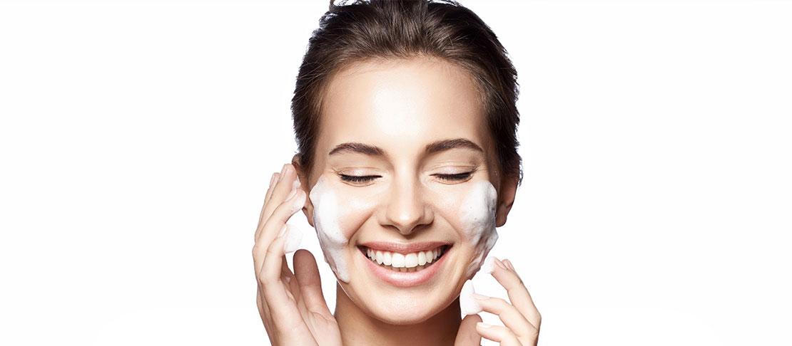 La cura della pelle a primavera