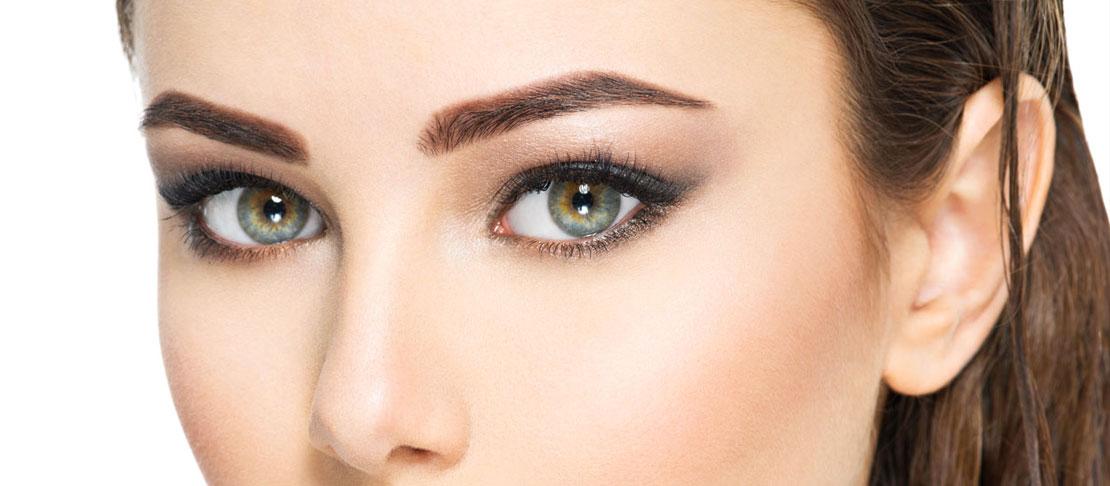 Il make up per gli occhi incappucciati