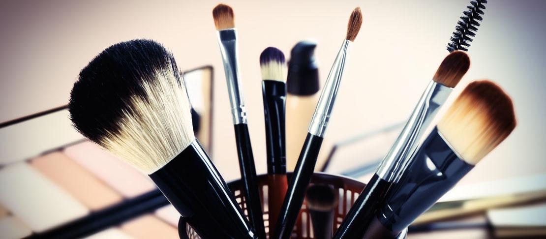 Pennelli per il make up: impariamo a conoscerli
