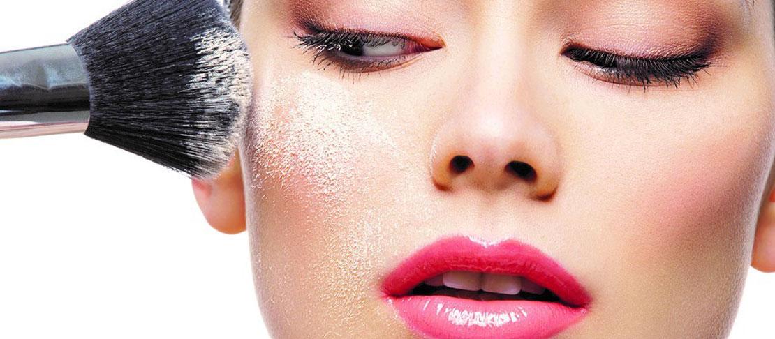 Cipria in polvere: come si usa e quando si applica