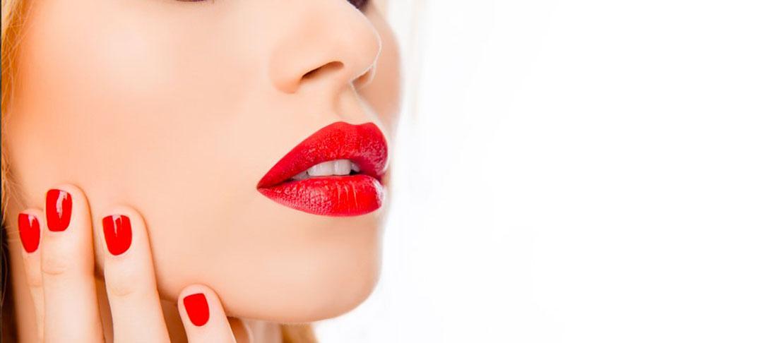 Labbra: il rosso che piace
