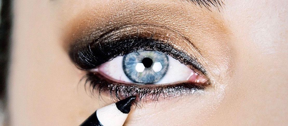 Trucco occhi azzurri: 5 step per uno sguardo mozzafiato